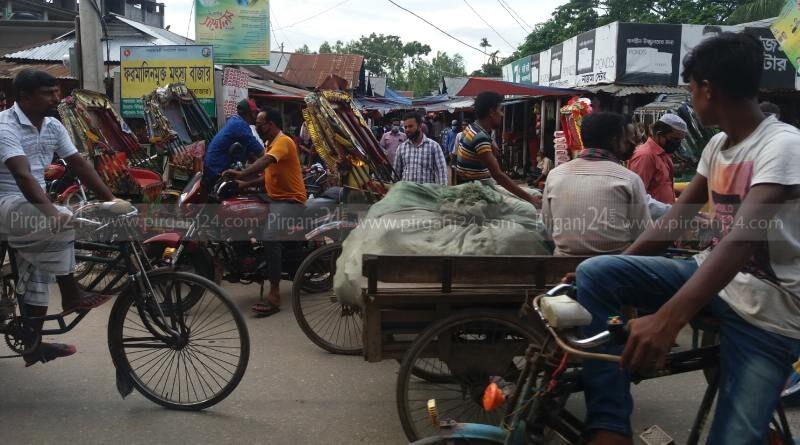 পীরগঞ্জে করোনা ভয়াবহতা প্রতিনিয়ত বেড়েই চলছে